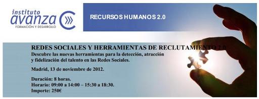 Reclutamiento 2.0 Juan Carlos Barcelo  Abrida